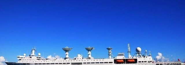 130次远赴大洋,航程相当于绕地球128圈,中国航天的这支船队都经历了些什么