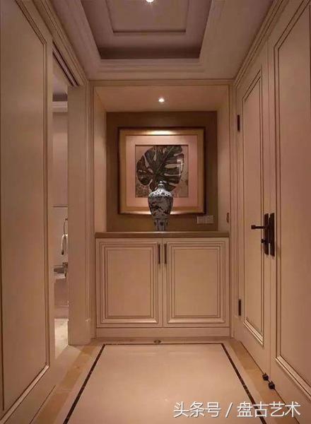 玄关装饰油画欧式壁画宾馆酒店走廊过道人物抽象芭蕾舞纯手绘挂画 ¥