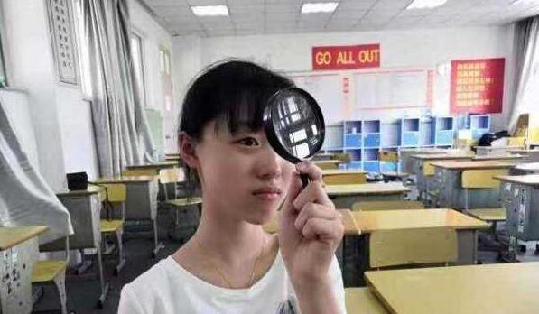 靠望远镜上课的女孩考进985大学,妈妈:她就是个正常的人