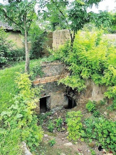 河南郏县一村庄地下藏迷宫:存500年以上,主要为躲避战乱