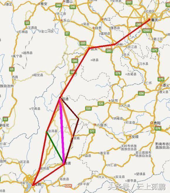 渝昆高铁何时开建 动工准备在即,将在泸州衔接川南城际图片