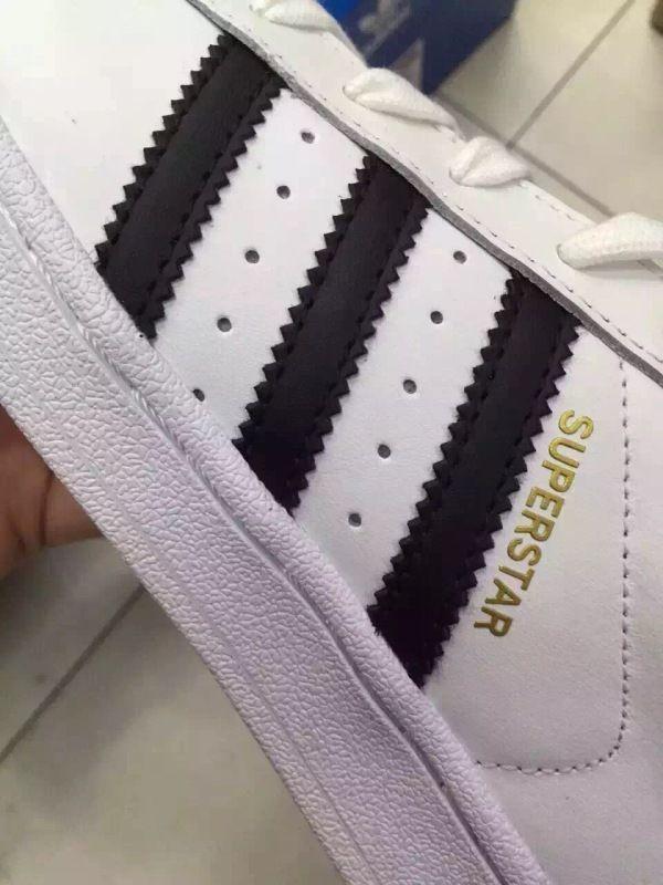 阿迪达斯Adidas贝壳头鞋如何辨别真假 这几招应该学会