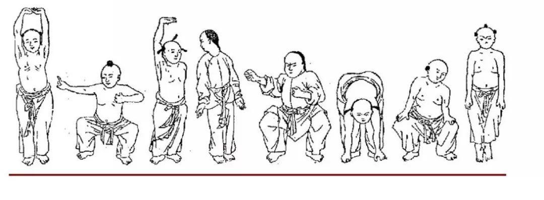 <b>【养生文化】八段锦的真正功效!(真人动态图解)</b>