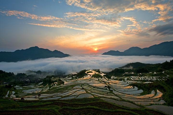 如今的云和,这样美的风景可不只有梯田.