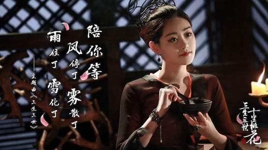 12星座在《三生三世十里桃花》的人物代表,凤九迪丽热巴是你吗?