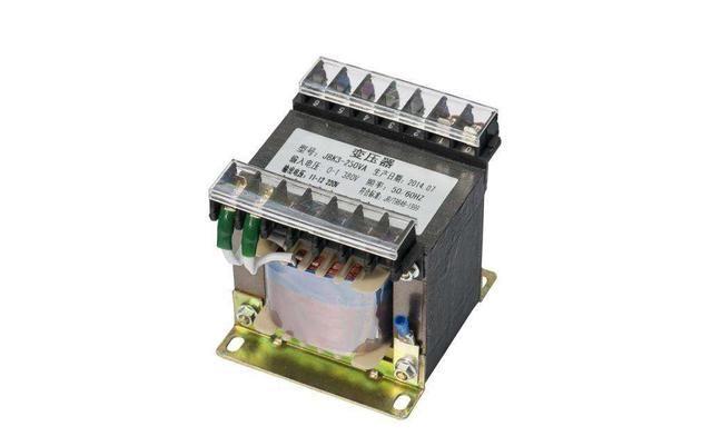 机床电气电路设计之控制变压器容量va计算