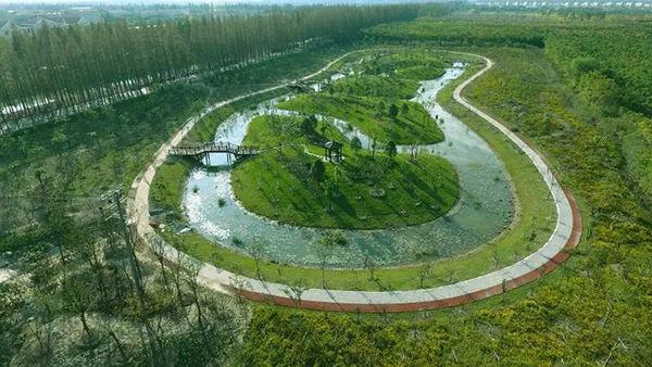 有两块地方,用着崇明的电力,却不属于上海——江苏启东市的启隆,海门