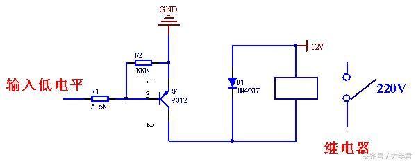 电磁继电器驱动电路,总有一种适合你