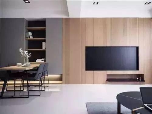 电视背景墙装修常见误区