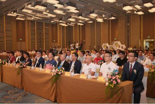 第38届国际龙家具展览会在顺德龙江揭幕