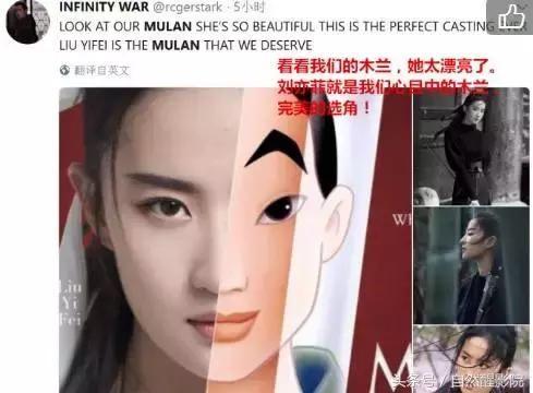 韩国人大骂刘亦菲范冰冰丑得像村姑,谁给他们