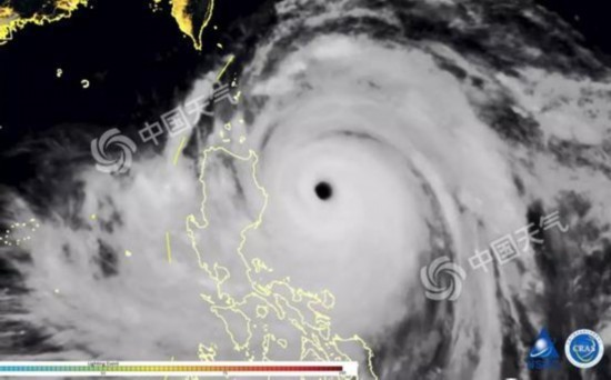 风云卫星担纲助力中国加强国际区域台风应对合作