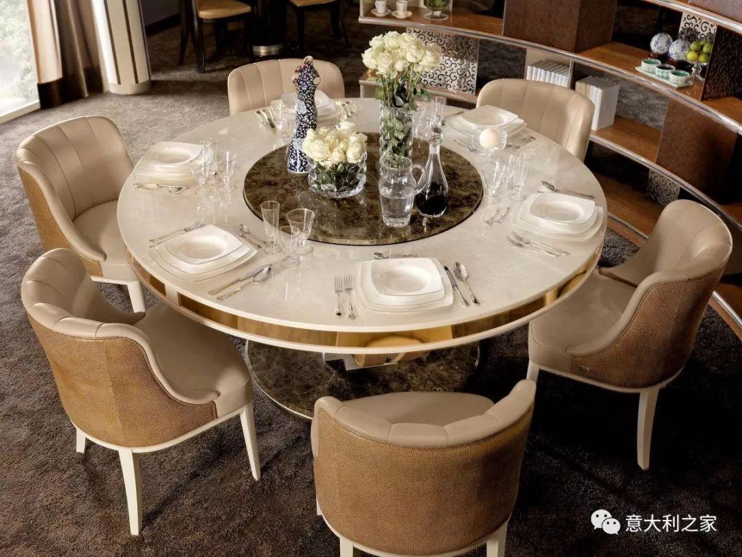源于佛罗伦萨的精奢美学,这个品牌家具优雅的典雅顺德家具图片