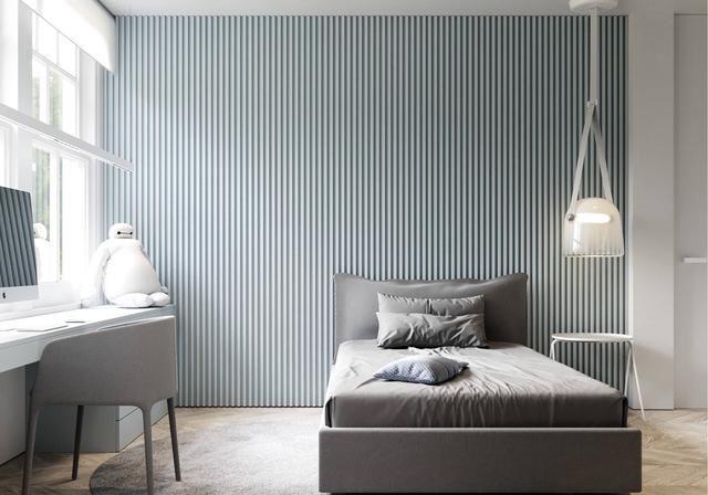 现代极简风格别墅装修,简单黑白灰,直达内心,演绎现代