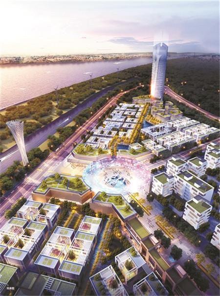 <b>杭州湾生态智造新城亮相 打造世界级湾区产业新城</b>