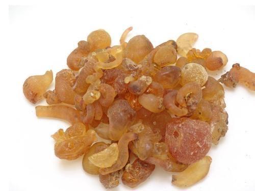 桃胶和阿拉伯胶的性质对比