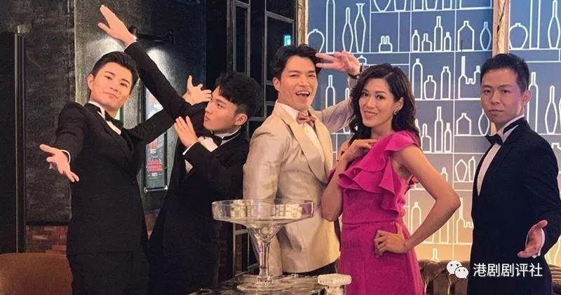 36岁许TVB小生曾靠借钱度日 重申没有介入同事间的恋情