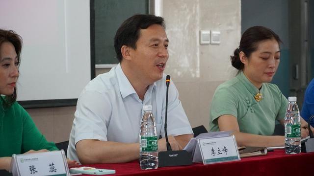 河南省职业教育双师型教师培训开班仪式在省