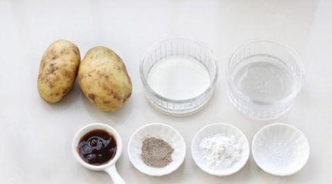 土豆看我怎么做?家人都爱吃,学会又可以省下一笔钱了