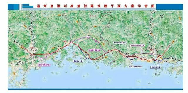霞浦手绘旅游地图