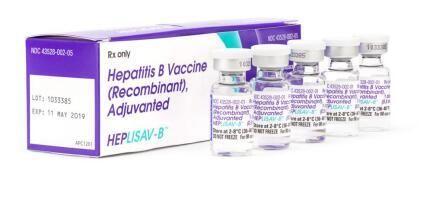 重磅消息,美国专家组推荐乙型肝炎的新型成人