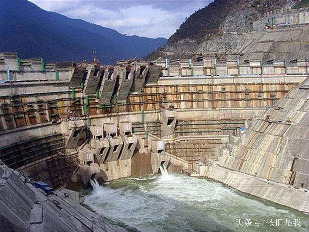 白鹤滩水电站位于四川省宁南县和云南省巧家县境内,是金沙江下游干流