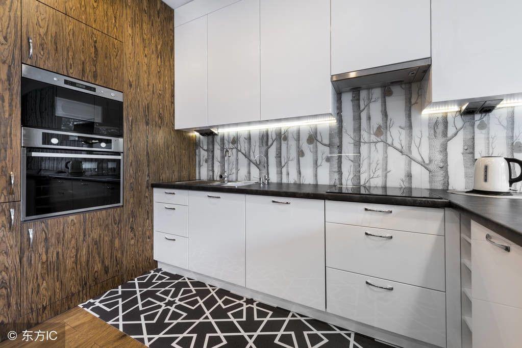 小厨房装修效果图大全 2018年小户型厨房就要这么装