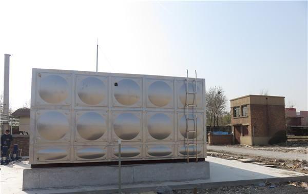 不锈钢水箱有哪些优点?