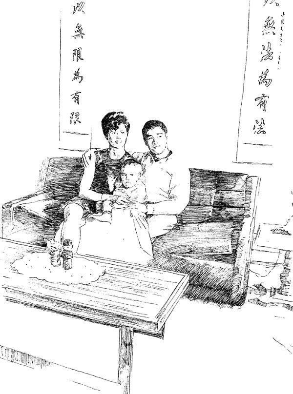 小说故事《李小龙》