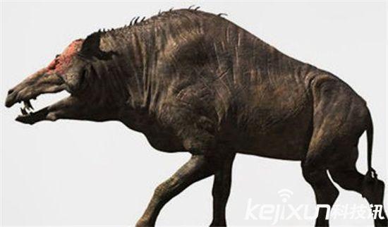 超吓人的八大史前巨兽 霸王龙不是第一