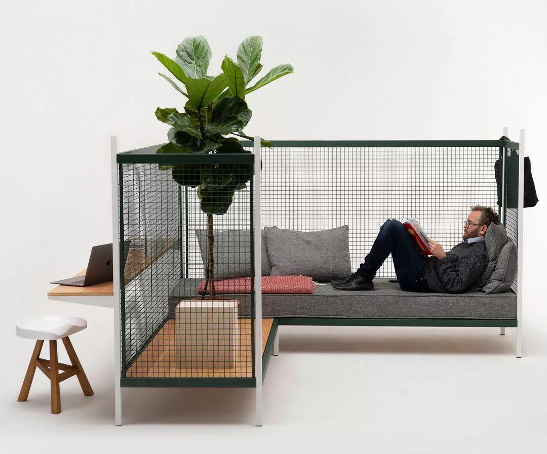 让家和办公室界限变得模糊的一组家具,舒适也紅木新会家具江门市古典区图片