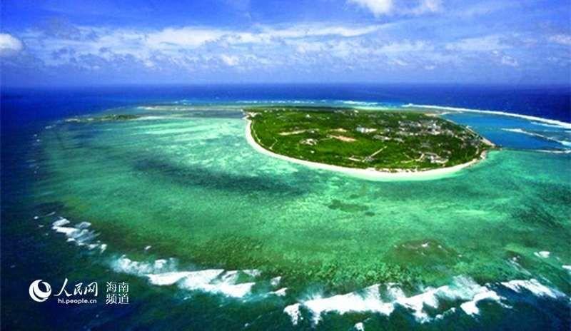 【新时代·幸福美丽新边疆】岛礁建设展新颜:祖国南海