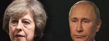 驱逐俄罗斯外交官,普京只下了一个总统令,英国美国心凉了一半