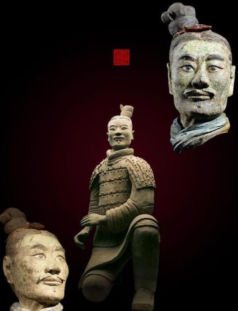 古画里的名将都是大胖子,为什么中国古代没有肌肉男?