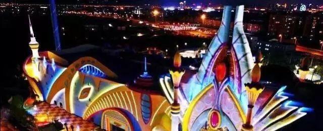 """<b>亲子游好去处春城昆明""""梦幻联邦乐园""""你一定不能错过</b>"""