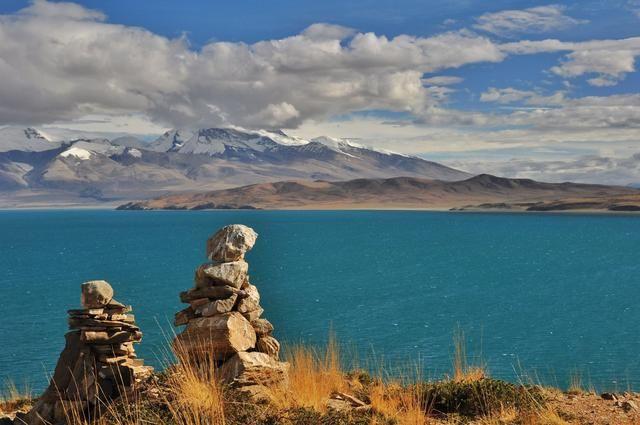 玛旁雍措_亚洲四大河流的发源地之一的玛旁雍措,美到极致