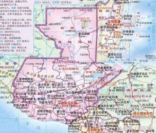 地球上没有和中国建交的国家还有那些?细数这19个国家