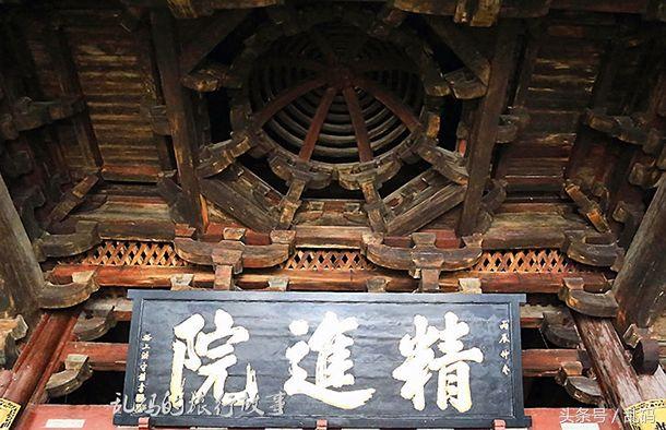中国古代黑科技:千年古寺建筑结构奇特 竟能驱逐鸟雀蚊虫!