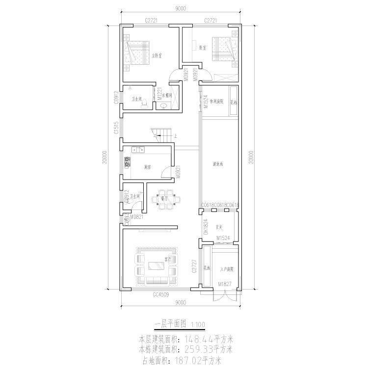 5款现代中式别墅,自建房建成这样传三代,你敢吗?
