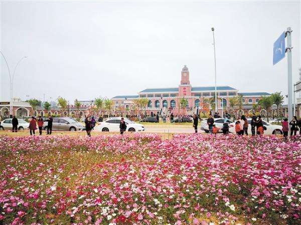 【滚动】春节假期,精心装扮的江门成旅游热门城市