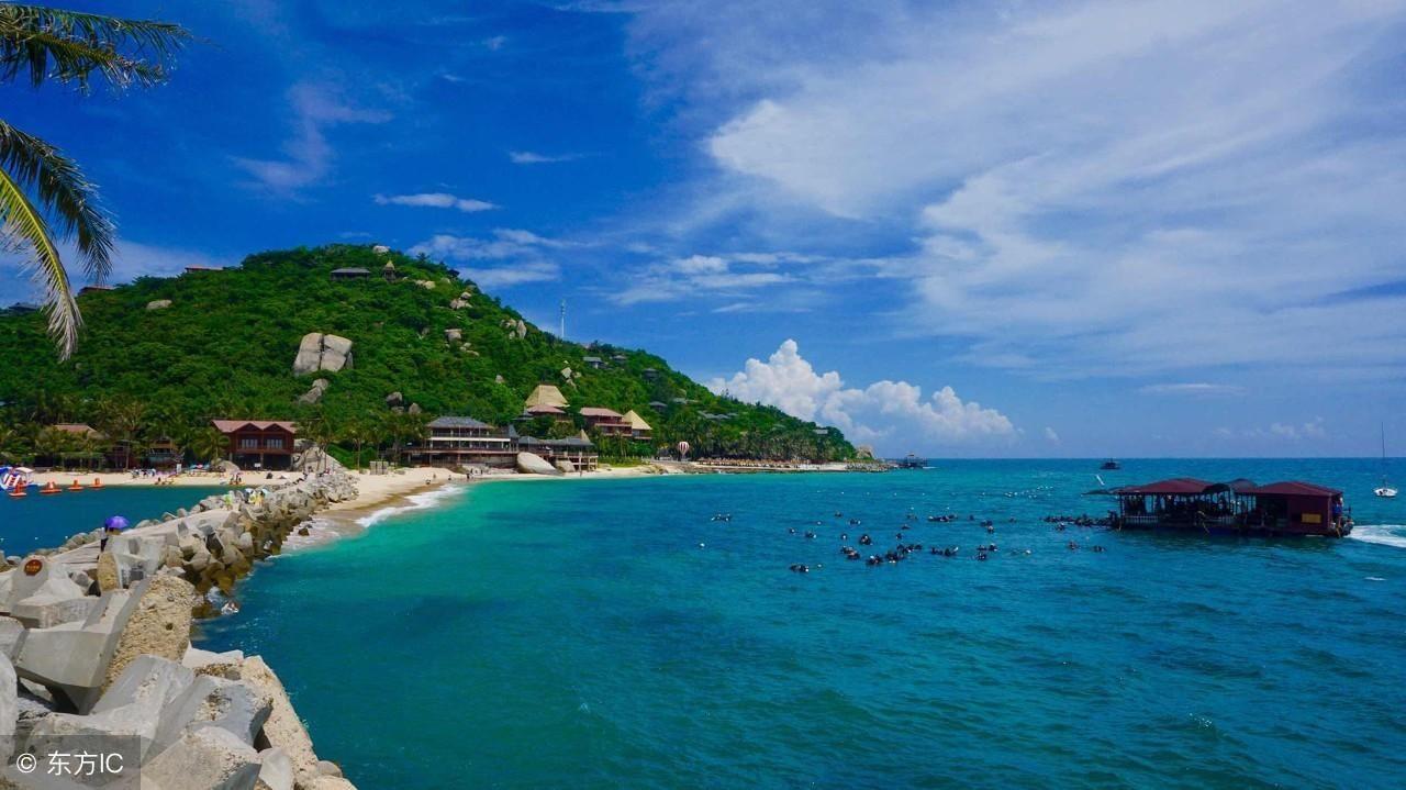 海南三亚,分界洲岛,体验不一样的度假生活