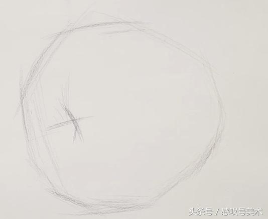 绘画单个苹果总结素描静物的绘画步骤看如何绘画优秀的静物苹果