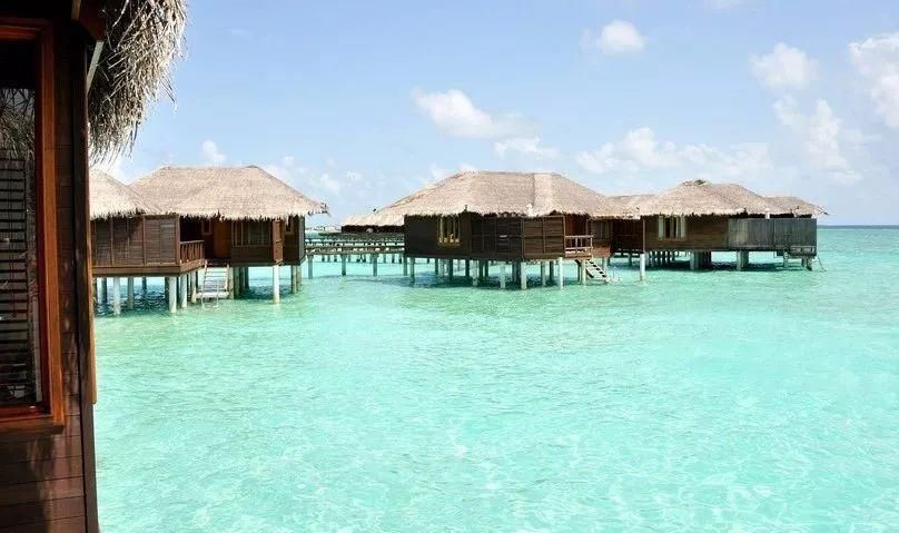 马尔代夫--岛屿上的旅游圣地