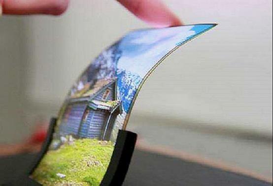 最近兴起的折叠屏幕的概念,光卖中国一台就收费上亿美金
