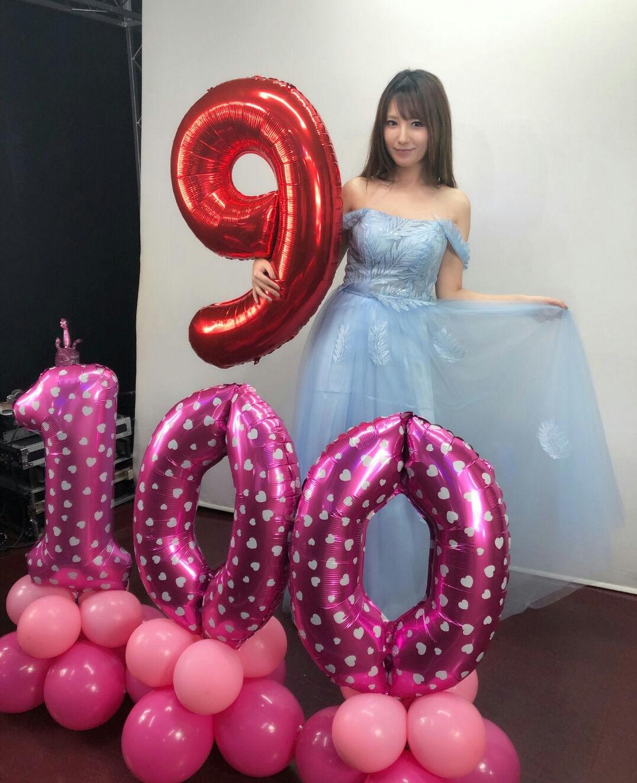 """30岁""""暗黑女王""""天海翼出道9周年!有坂深雪送祝福 男人文娱 热图4"""