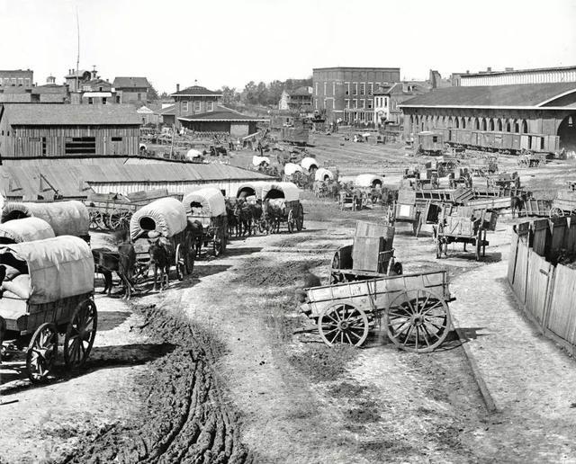 1900年的美国亚特兰大海景房是什么样