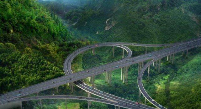 <b>四川喜迎双向四车道新高速,攻克蜀道天险,打通脱贫攻坚的致富路</b>