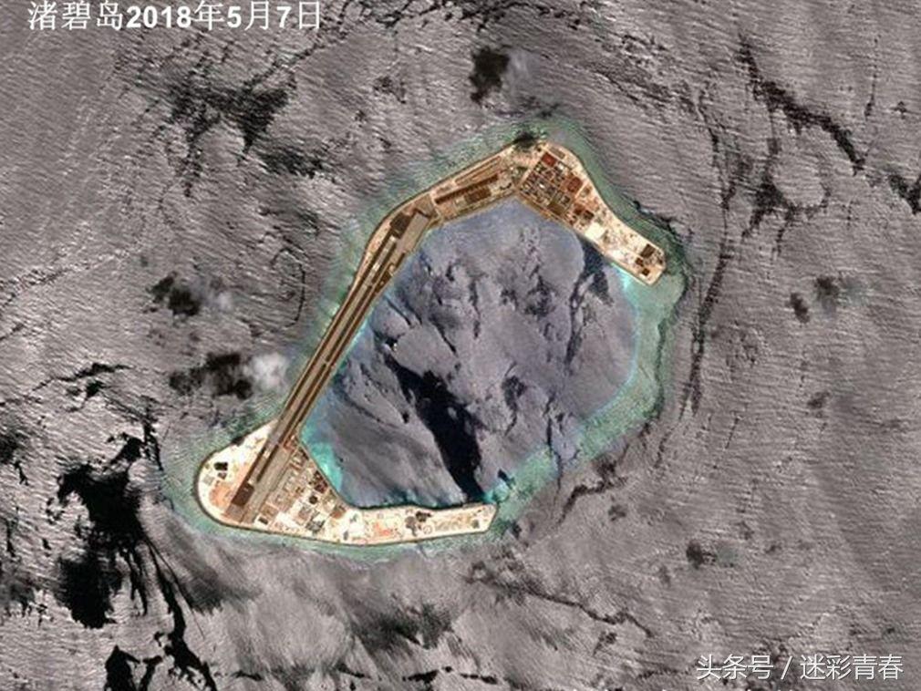渚碧岛机场是永兴岛到中国南沙最近的机场,可与永暑岛机场,美济岛机场