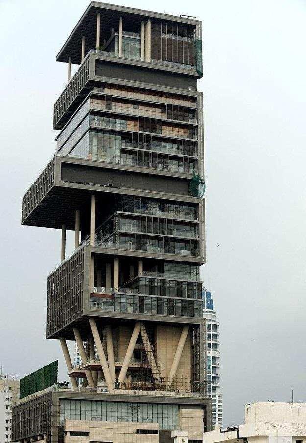 印度别墅把酒店过成佣人,花72亿建24层土豪,请300别墅惠州日子v别墅国王图片