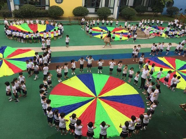 今天,我们开学啦小学杨仙逸体育路图片